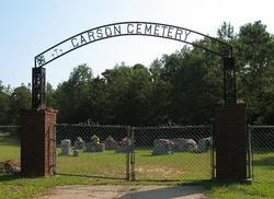 Carson Baptist Church Cemetery
