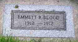 Emmett Robins Blood