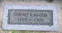 Garnet Robins Blood