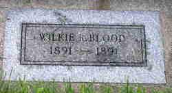 Wilkie Robins Blood