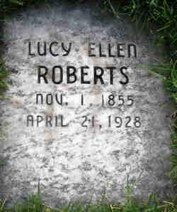 Lucy Ellen Roberts