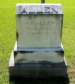 """Welcome Berry """"Welk"""" Allen"""