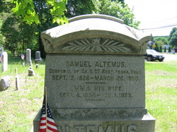 Samuel Altemus