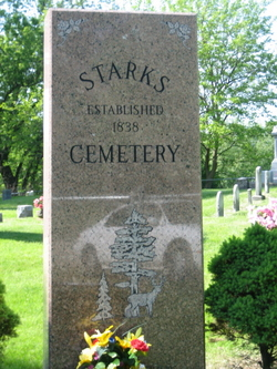 Starks Cemetery