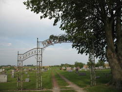 Penn Center Cemetery