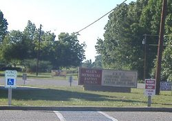 Allen Memorial Baptist Church Cemetery