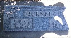 Arthur Silas Burnett