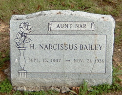 H. Narcissus Bailey