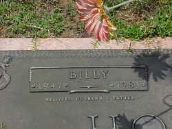 """William C. """"Billy"""" Hodges"""