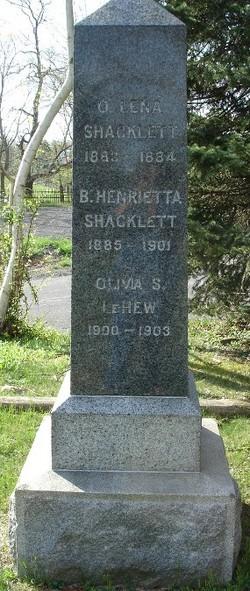 B. Henrietta Shacklett