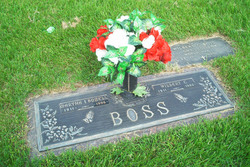 Martha I. <I>Bozell</I> Boss