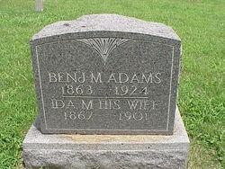 Benjamin M Adams