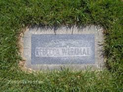 Rebecca Caroline Workman