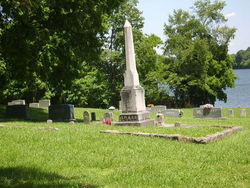 French Broad Baptist Church Cemetery