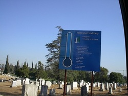 Evergreen Memorial Park and Mausoleum