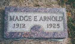Madge E. Arnold