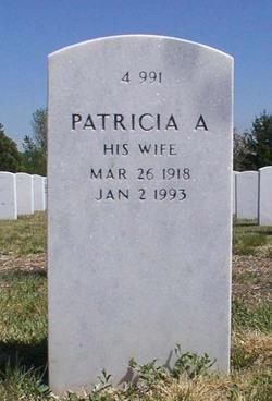 Patricia A <I>Jones</I> DeLong