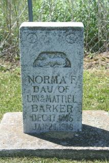Norma Frances Barker