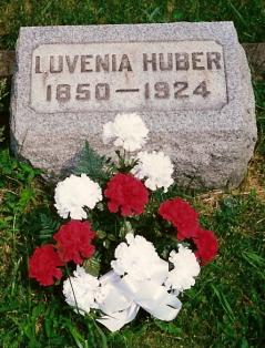 Luvenia <I>Stevens</I> Huber