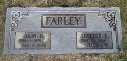Lorenzo E (Winthrop) Farley