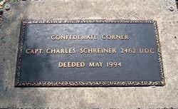 Capt Charles Armand Schreiner