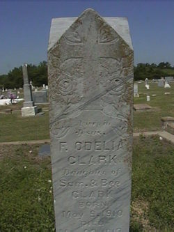 F Odelia Clark