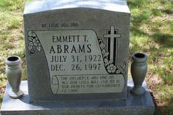 Emmett T. Abrams