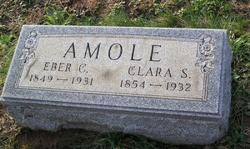 Clara <I>Shaner</I> Amole