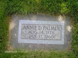 Annie D. Palmer