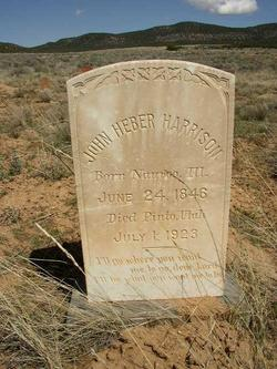 John Heber Harrison