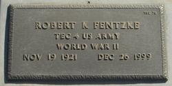 Robert K Fentzke
