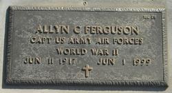 Capt Allyn Chapman Ferguson