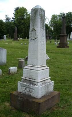 Corp William G Lewis