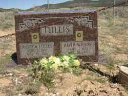 Martha <I>Eccles</I> Tullis