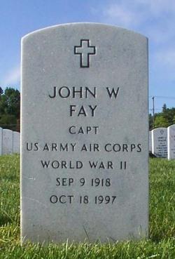 John W Fay