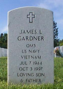 James L Gardner