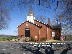 New Salem Presbyterian Church Cemetery