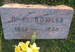 Nathan M. Bowles