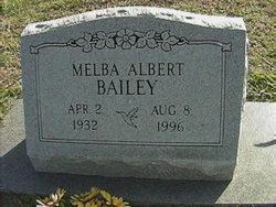 Melba Dorene <I>Albert</I> Bailey