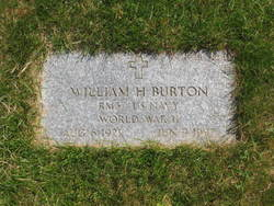 William H Burton