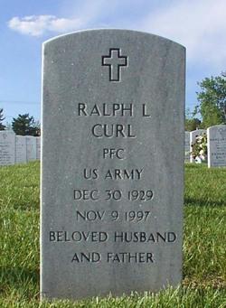 Ralph L Curl