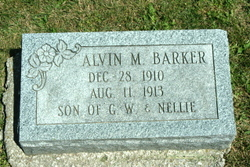 Alvin Mackey Barker