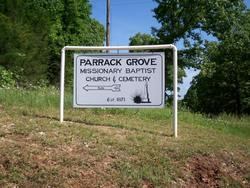 Parrack Grove Cemetery
