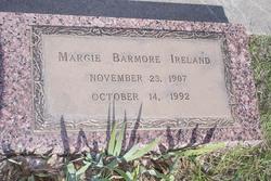 Margie <I>Barmore</I> Ireland