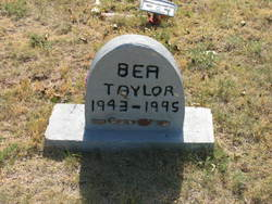 "Mildred Beatrice ""Bea"" <I>Stewart</I> Taylor"