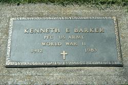 Kenneth Edwin Barker
