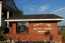 State Line Baptist Cemetery