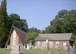 Hickory Grove United Methodist Church Cemetery