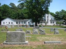 Nimmo United Methodist Church Cemetery