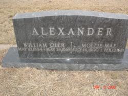William Oler Alexander